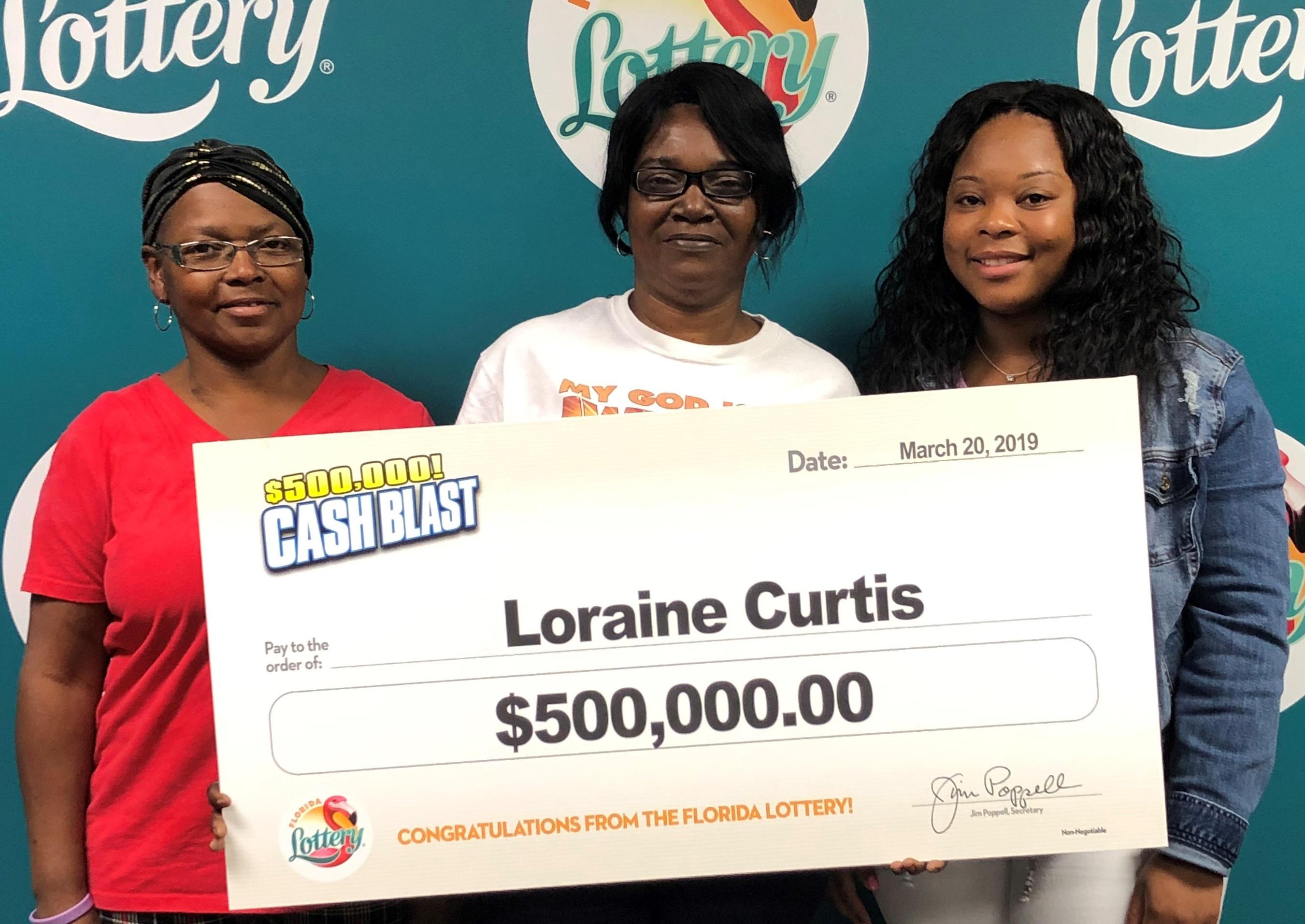 Florida Lottery - Winner Showcase