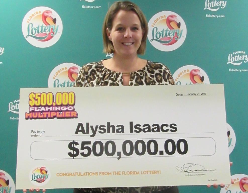 Alysha Isaacs
