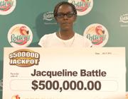 Jacqueline Battle