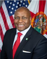 , John F. Davis Secretary of the Florida Lottery