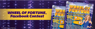 Wheel of Fortune Contest
