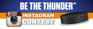 Be The Thunder Instagram Contest