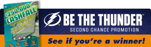 Be The Thunder Second Chance Promotion