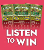 MONOPOLY JACKPOT FAMILY Listen to Win Promotion