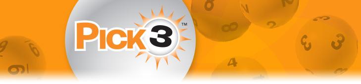 Florida Lottery Cash 3