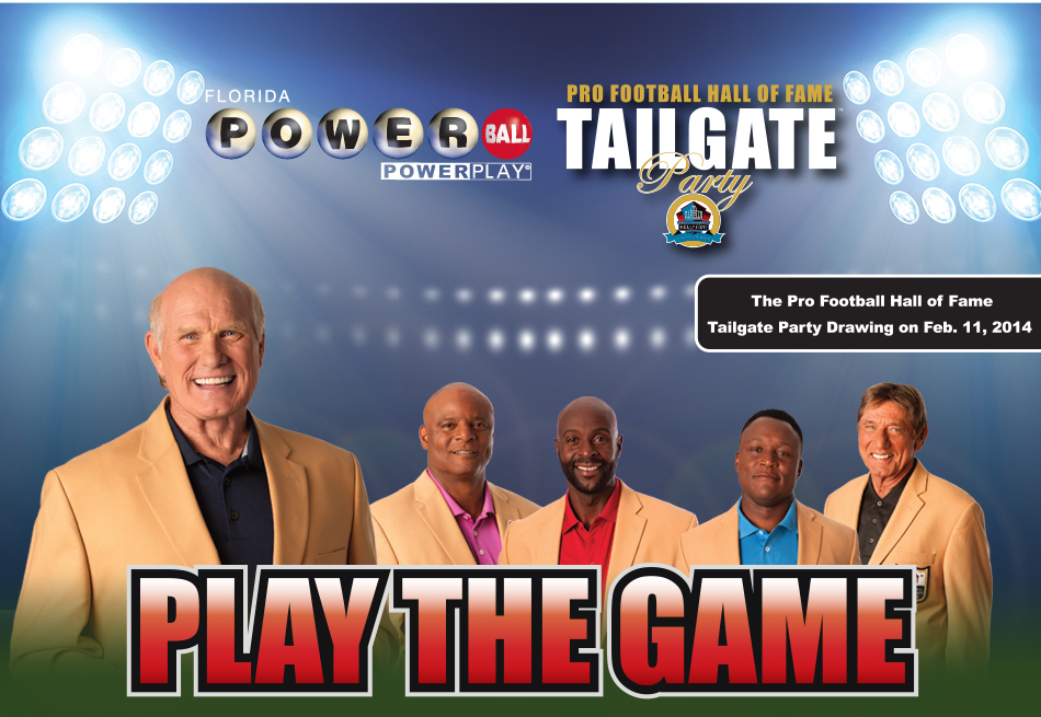The Pro Football Hall of Fame Tailgate Party - PLAY THE GAME