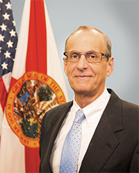Tom Delacenserie, Interim Secretary of the Florida Lottery