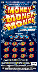 1331-Money Money Money Scratch-Off Ticket