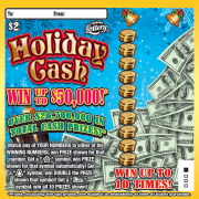 1366-$2 Holiday Cash