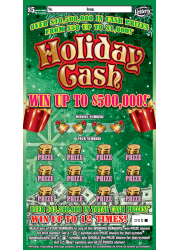 1367-$5 Holiday Cash