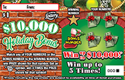 1399-$1 Holiday Bonus