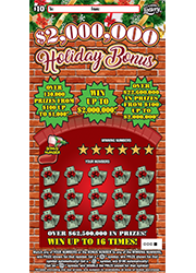 1402-$10 Holiday Bonus