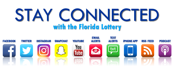 Stay Connected with the Florida Lottery