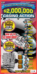 1025 $2,000,000 CASINO ACTION