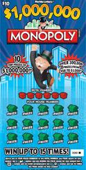 1109 $1 MILLION MONOPOLY™
