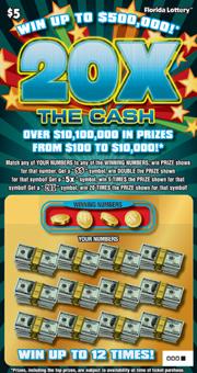 1159 20X THE CASH