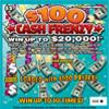 1163 $100 CASH FRENZY