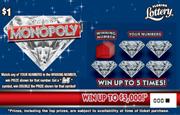 1196 $1 MONOPOLY™