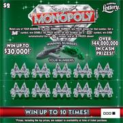 1197 $2 MONOPOLY™