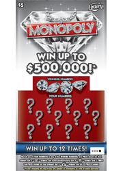 1198 $5 MONOPOLY&#8482