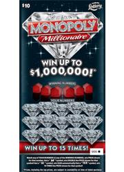 1199 MONOPOLY™ MILLIONAIRE