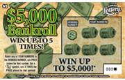 1205 $5,000 BANKROLL