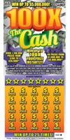 1208 100X THE CASH