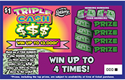 1216 TRIPLE CASH