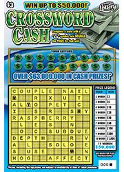 1219 CROSSWORD CASH