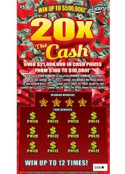 1223 20X THE CASH