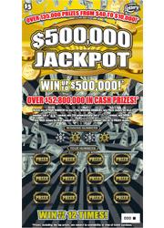 1239 $500,000 JACKPOT