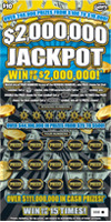 1240 $2,000,000 JACKPOT