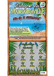 1245 ESCAPE TO MARGARITAVILLE