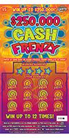 1248 $250,000 CASH FRENZY