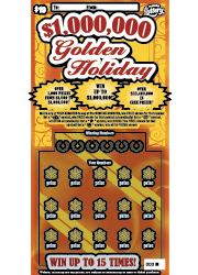 1253 $1,000,000 GOLDEN HOLIDAY
