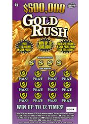 1260 $500,000 GOLD RUSH