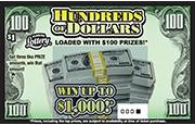 1293 HUNDREDS OF DOLLARS