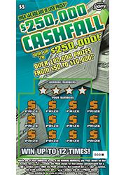 1295 $250,000 CASHFALL