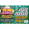 1296 $10,000 FLAMINGO MULTIPLIER