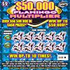 1297 $50,000 FLAMINGO MULTIPLIER