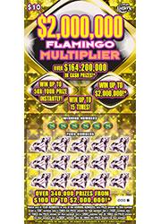 1299 $2,000,000 FLAMINGO MULTIPLIER