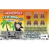 1309 MONOPOLY $10,000 FLORIDA EDITI