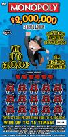 1312 MONOPOLY $2,000,000 FLORIDA ED