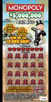 1313 MONOPOLY $5,000,000 FLORIDA ED