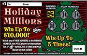 1323 $1 Holiday Millions