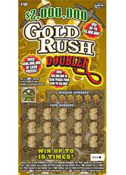 1335 $2,000,000 GOLD RUSH DOUBLER