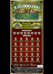 1339 $10,000,000 World Class CASH