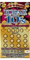 1349 TOPAZ 10's