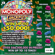 1389 $2 MONOPOLY JACKPOT