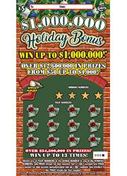 1401 $1,000,000 Holiday Bonus